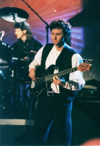 Performing on Prime Time Country; circa 1995.