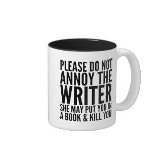 Annoy Writer